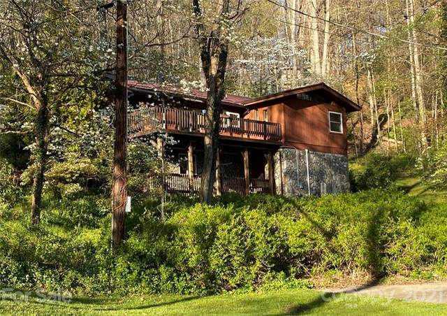 44 Hodges Drive, Waynesville, NC 28786 (#3727678) :: Carver Pressley, REALTORS®