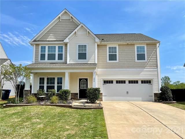 284 Fesperman Circle, Troutman, NC 28166 (#3728403) :: The Mitchell Team