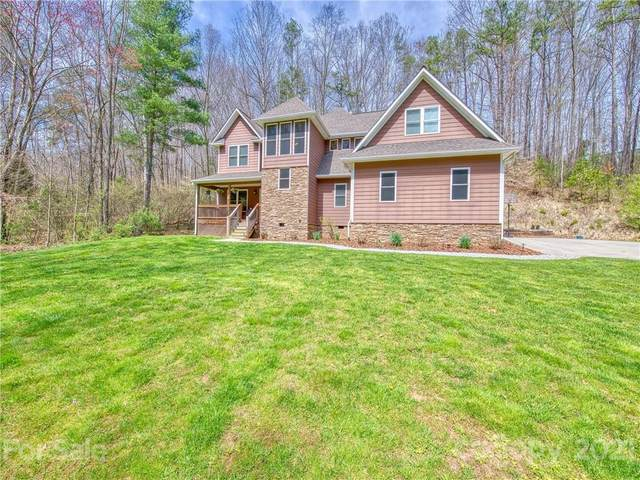 406 Redfield Drive, Clyde, NC 28721 (#3729568) :: Modern Mountain Real Estate