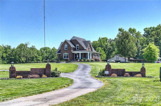 1715 Rock Rest Road, Wingate, NC 28174 (#3731794) :: Carlyle Properties