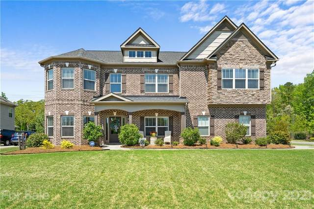 16125 Loch Raven Road, Huntersville, NC 28078 (#3731900) :: High Performance Real Estate Advisors