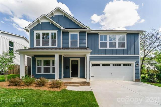 1204 Louise Avenue, Charlotte, NC 28205 (#3733807) :: Stephen Cooley Real Estate Group