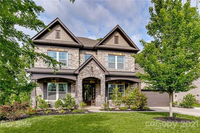 13019 Odell Heights Drive, Mint Hill, NC 28227 (#3734466) :: Keller Williams South Park