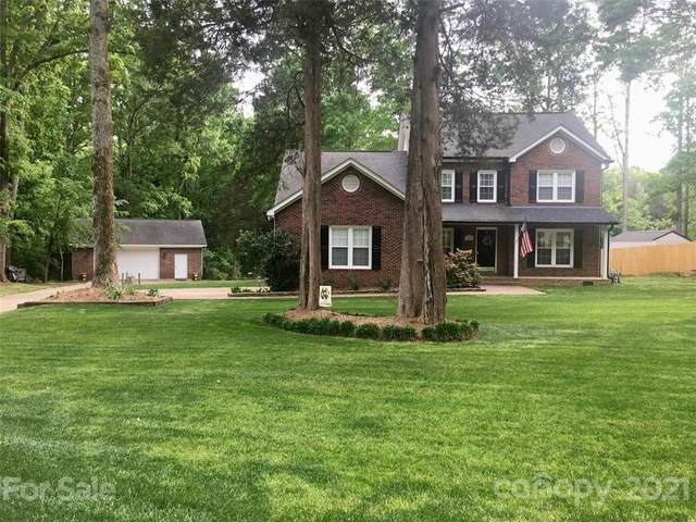 10201 Windtree Lane, Charlotte, NC 28215 (#3735234) :: Rowena Patton's All-Star Powerhouse