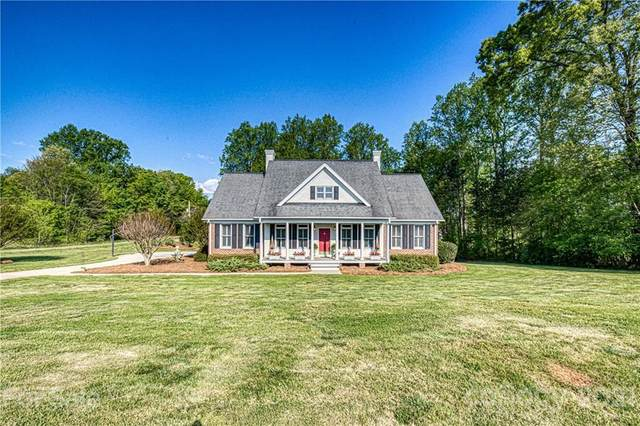 14801 Ranson Road, Huntersville, NC 28078 (#3735349) :: Home and Key Realty