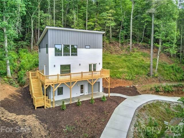 28 Jupiter Heights, Weaverville, NC 28754 (#3735666) :: MartinGroup Properties