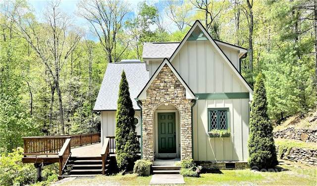 50 Glen Ryall Drive A, Lake Toxaway, NC 28747 (#3735855) :: Rowena Patton's All-Star Powerhouse
