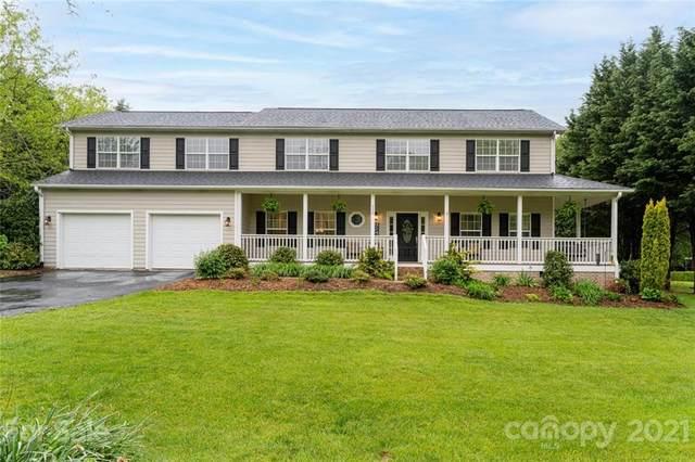 110 Southbrook Lane #35, Fletcher, NC 28732 (#3736577) :: LePage Johnson Realty Group, LLC