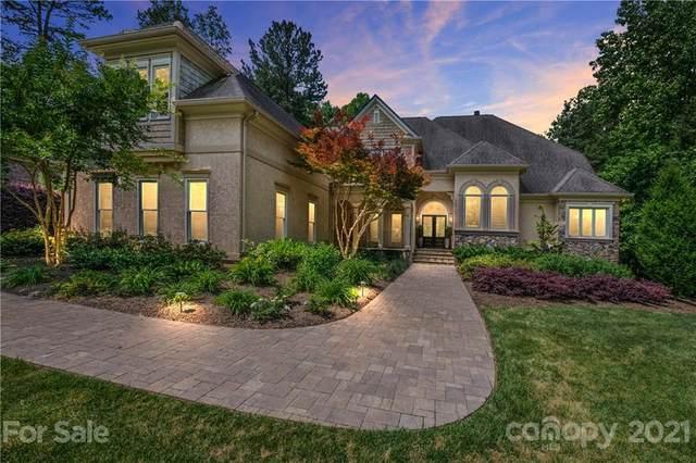 4004 Blossom Hill Drive, Matthews, NC 28104 (#3740812) :: Exit Realty Vistas