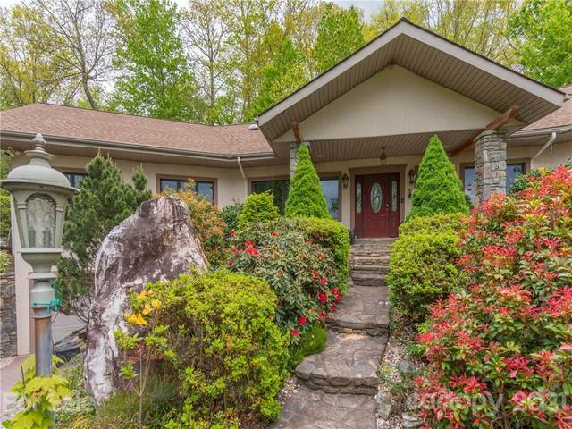 445 Brandywine Road, Waynesville, NC 28786 (#3740947) :: Bigach2Follow with Keller Williams Realty