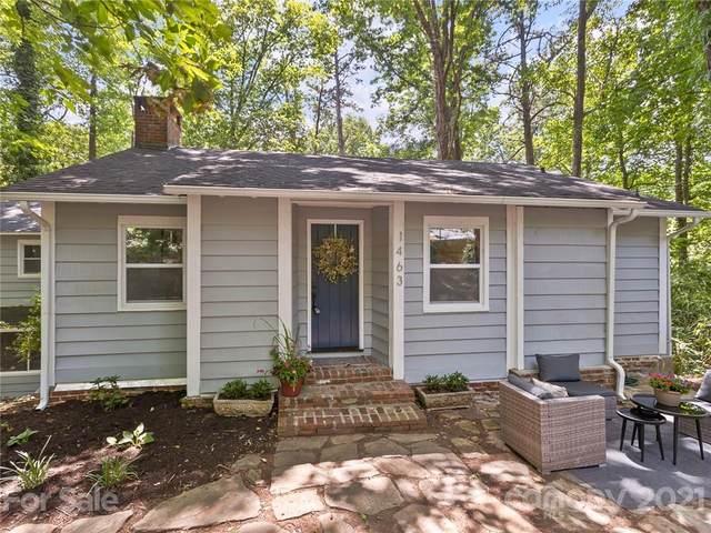 1463 Carolina Drive, Tryon, NC 28782 (#3742111) :: Exit Realty Elite Properties