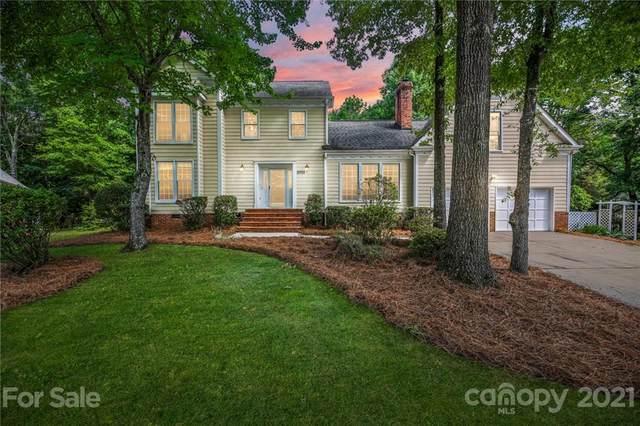 10705 Virginia Dare Circle, Charlotte, NC 28277 (#3742230) :: BluAxis Realty