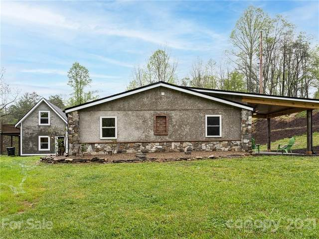 105 Griffin Branch Road, Leicester, NC 28748 (#3743521) :: Keller Williams Professionals