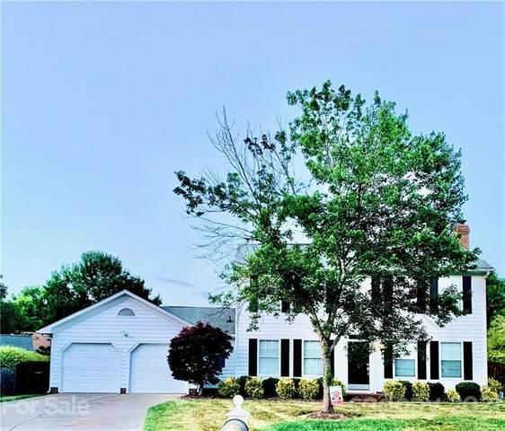 6821 Flat Creek Drive, Charlotte, NC 28277 (#3744614) :: DK Professionals