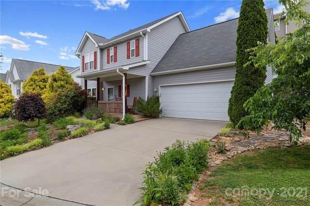 115 Fallen Spruce Drive, Asheville, NC 28806 (#3745946) :: Modern Mountain Real Estate