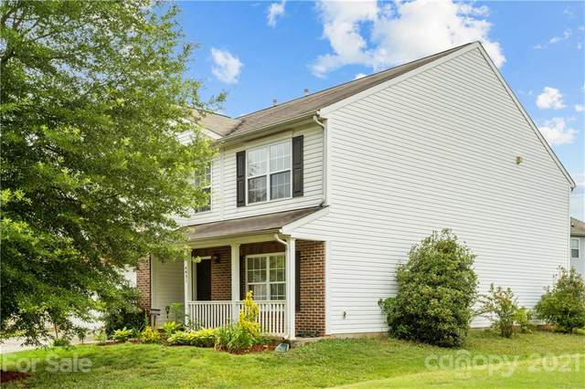 4031 Larkhaven Village Drive, Charlotte, NC 28215 (#3746047) :: Exit Realty Vistas