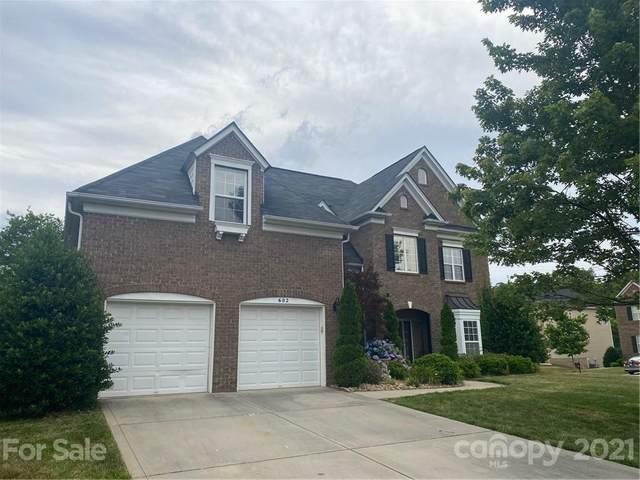 602 Vega Street #166, Concord, NC 28027 (#3746195) :: BluAxis Realty