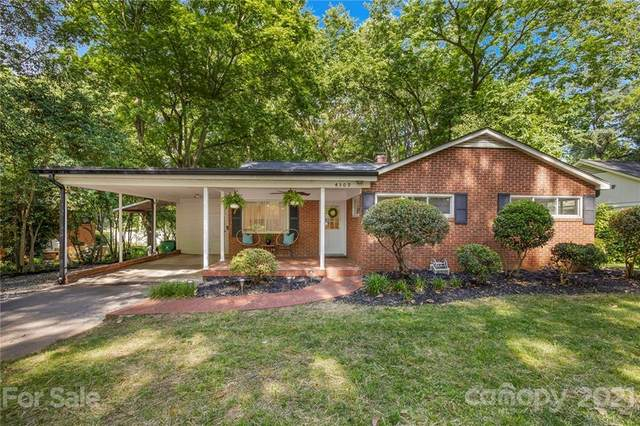 4509 Longwood Drive, Charlotte, NC 28209 (#3746263) :: IDEAL Realty