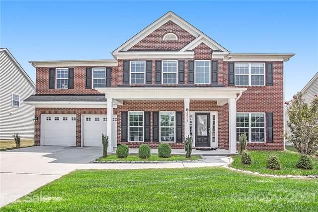 2078 Feldspar Drive, Davidson, NC 28036 (#3746314) :: Caulder Realty and Land Co.