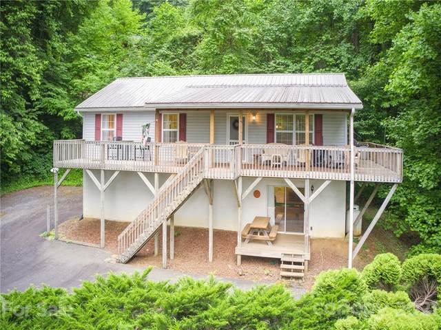 70 French Cove, Waynesville, NC 28785 (#3747409) :: Hansley Realty
