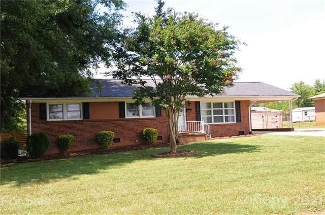 2805 Highland Drive, Lincolnton, NC 28092 (#3750068) :: Exit Realty Vistas