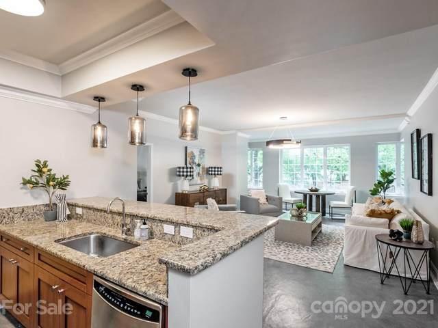 300 5th Street #107, Charlotte, NC 28202 (#3750207) :: Cloninger Properties
