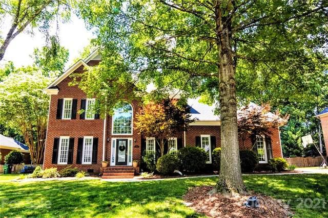 5362 Shannamara Drive, Matthews, NC 28104 (#3752127) :: LePage Johnson Realty Group, LLC
