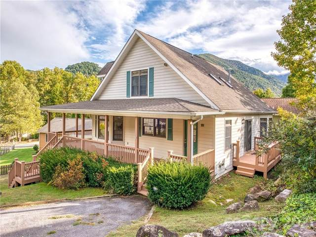 60 Rolling Lane, Maggie Valley, NC 28751 (#3753367) :: Homes Charlotte