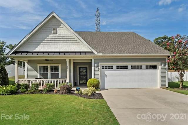 8098 Bryson Road, Indian Land, SC 29707 (#3755213) :: The Ordan Reider Group at Allen Tate