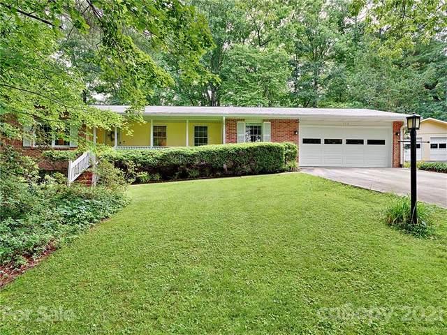 133 East Laurel Lane, Etowah, NC 28729 (#3755913) :: Home and Key Realty