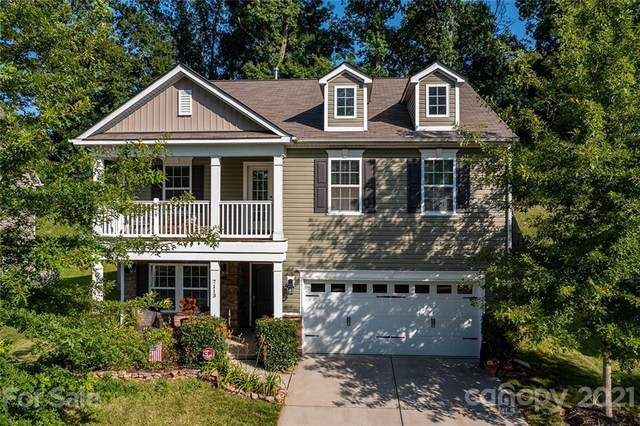 7113 Barefoot Forest Drive, Charlotte, NC 28269 (#3756307) :: Cloninger Properties