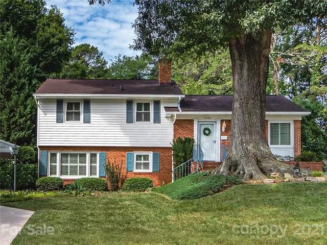5128 Murrayhill Road, Charlotte, NC 28210 (#3756632) :: LePage Johnson Realty Group, LLC