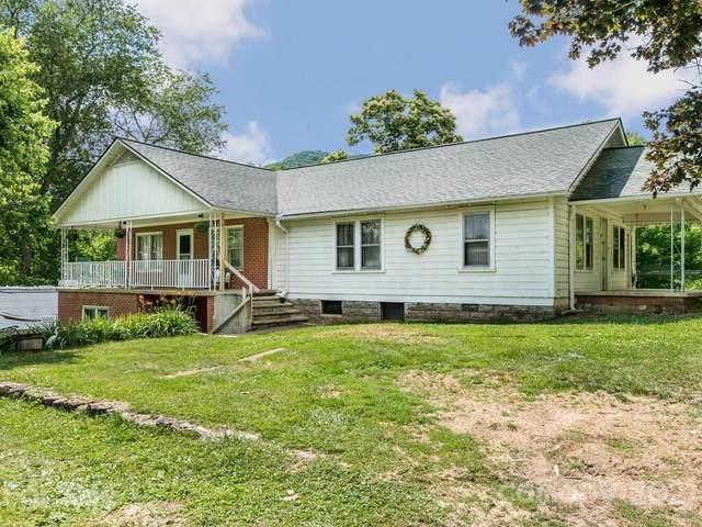 313 Peters Cove Road, Waynesville, NC 28786 (#3757297) :: Keller Williams Professionals