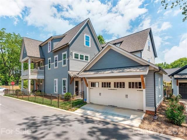 3312 Spencer Street, Charlotte, NC 28205 (#3757721) :: Caulder Realty and Land Co.