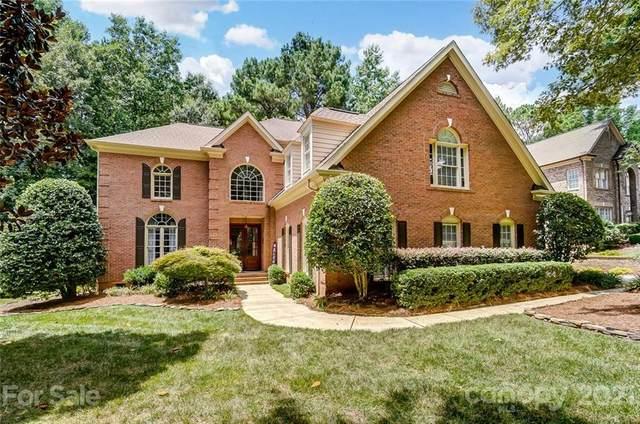 3606 Mountain Cove Drive, Charlotte, NC 28216 (#3759525) :: MartinGroup Properties
