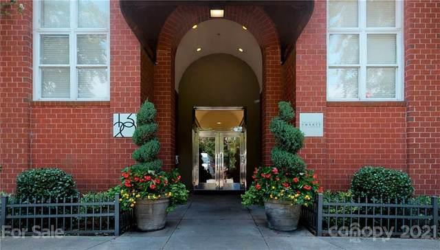1320 Fillmore Avenue #414, Charlotte, NC 28203 (#3760365) :: Carver Pressley, REALTORS®