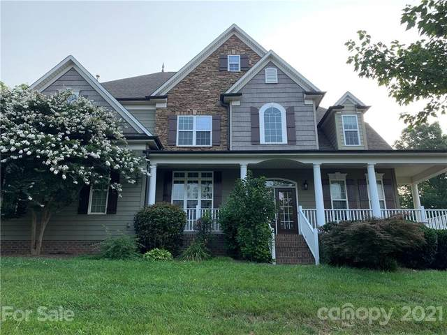 2676 Jameson Drive NW, Concord, NC 28027 (#3760519) :: Home and Key Realty
