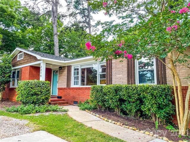 2214 Eastway Drive, Charlotte, NC 28205 (#3761308) :: MartinGroup Properties