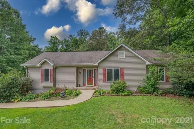 5 Greenbriar Avenue, Flat Rock, NC 28731 (#3761613) :: Carver Pressley, REALTORS®