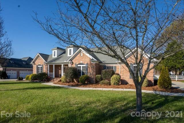 8114 Craighead Road #5, Harrisburg, NC 28075 (#3762648) :: BluAxis Realty