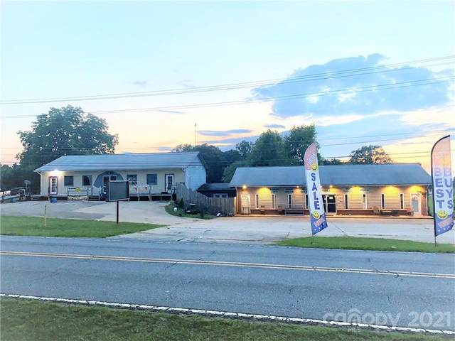 1202 Post Road S, Shelby, NC 28152 (#3762756) :: LePage Johnson Realty Group, LLC