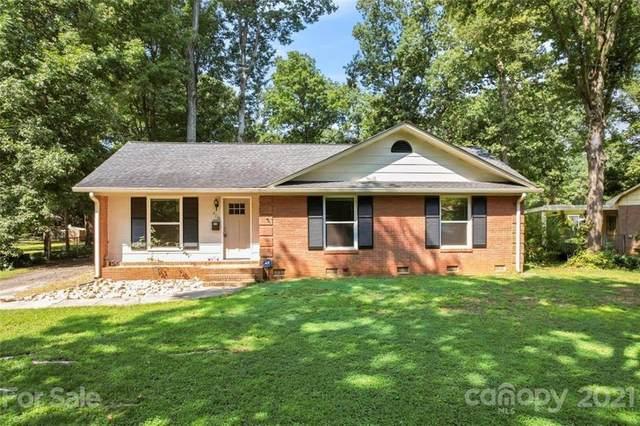 4116 Irvington Drive, Charlotte, NC 28205 (#3765323) :: Briggs American Homes