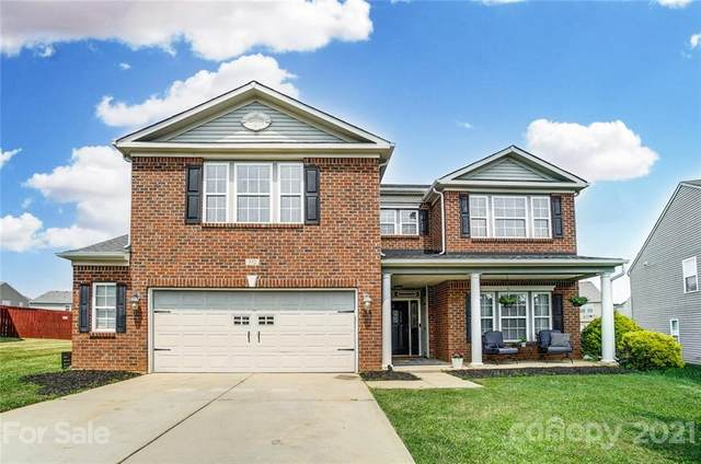 332 Farm Springs Drive, Mount Holly, NC 28120 (#3766378) :: Robert Greene Real Estate, Inc.