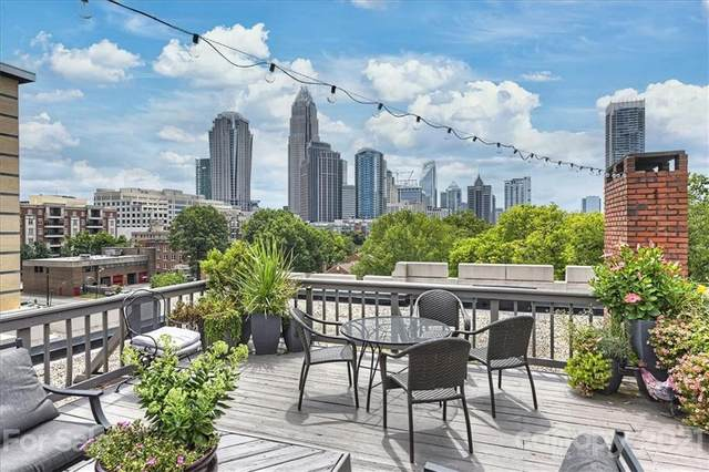 301 10th Street W #203, Charlotte, NC 28202 (#3766857) :: High Performance Real Estate Advisors
