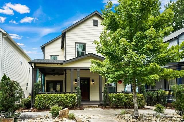 3217 N Mcdowell Street, Charlotte, NC 28205 (#3773031) :: Caulder Realty and Land Co.