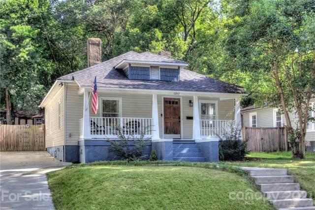 1317 Kennon Street, Charlotte, NC 28205 (#3778582) :: Besecker Homes Team