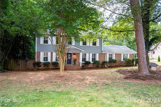 2517 Fox Hollow Road, Mint Hill, NC 28227 (#3779023) :: Carlyle Properties