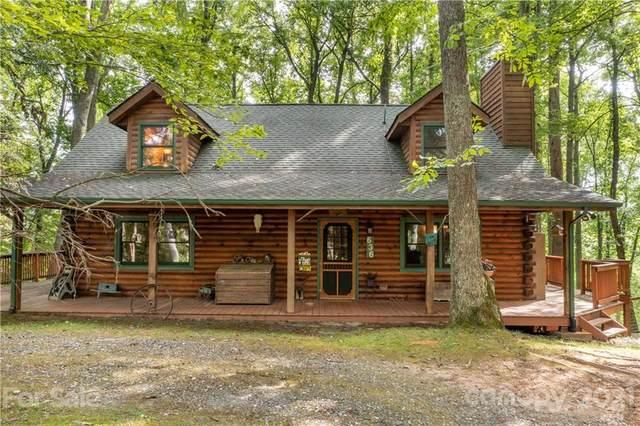 636 Old Log Road, Green Mountain, NC 28740 (#3781394) :: Cloninger Properties
