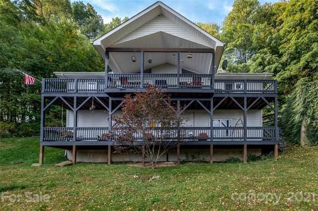 71 Dulcimer Lane, Waynesville, NC 28786 (#3781583) :: Mossy Oak Properties Land and Luxury