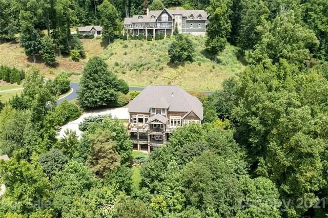 54 Crestridge Drive, Asheville, NC 28803 (#3781680) :: High Vistas Realty